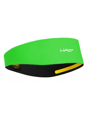 HALO II PULLOVER HEADBAND - Bright Green