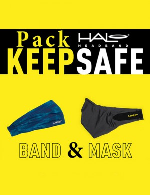 Pack Keep Safe - 1 Band 1 Mask