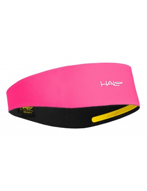 HALO II PULLOVER HEADBAND - Rose vif