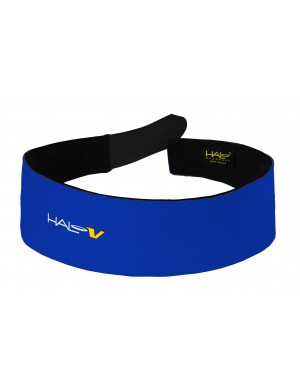 HALO V VELCRO® HEADBAND - Bleu Royal