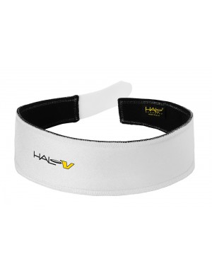HALO V VELCRO® HEADBAND - White