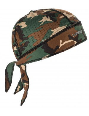 HALO PROTEX BANDANA - Camo Green